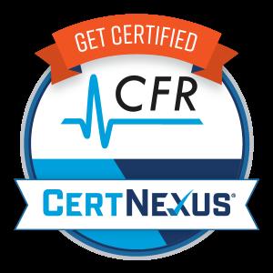 CFR Certification